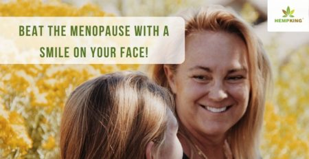Beat the menopause with a smile on your face!