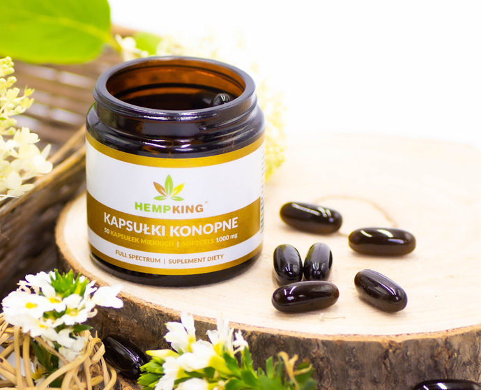 Who are hemp oil capsules for?