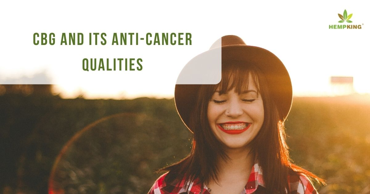 CBG and its anti-cancer qualities