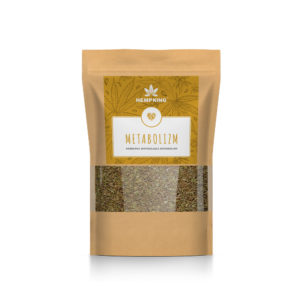 Hemp Tea Boosting Metabolism – 40 g