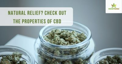 Natural relief_ Check out the properties of CBD