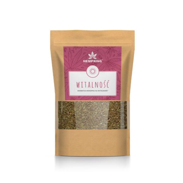 Vitality & Energy Hemp Tea - 40g