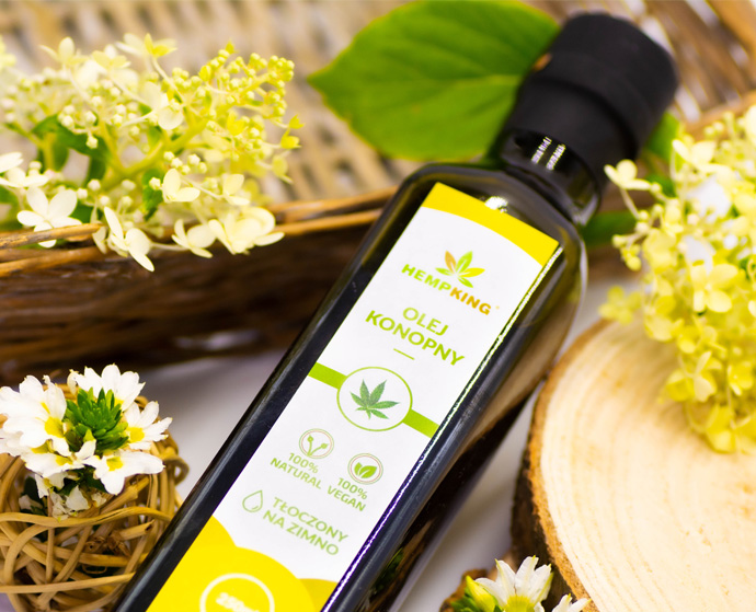 Hemp food: What is hemp oil and what to use it for?