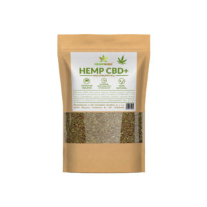 Dry hemp CBD/CBDA 2-4%