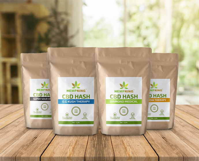 How to use Hash CBD?