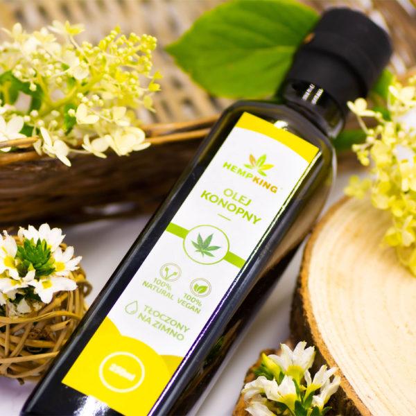 hemp oil raw