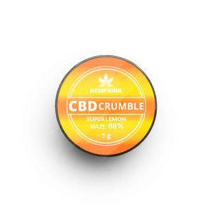 WAX CRUMBLE Super Lemon Haze 1g