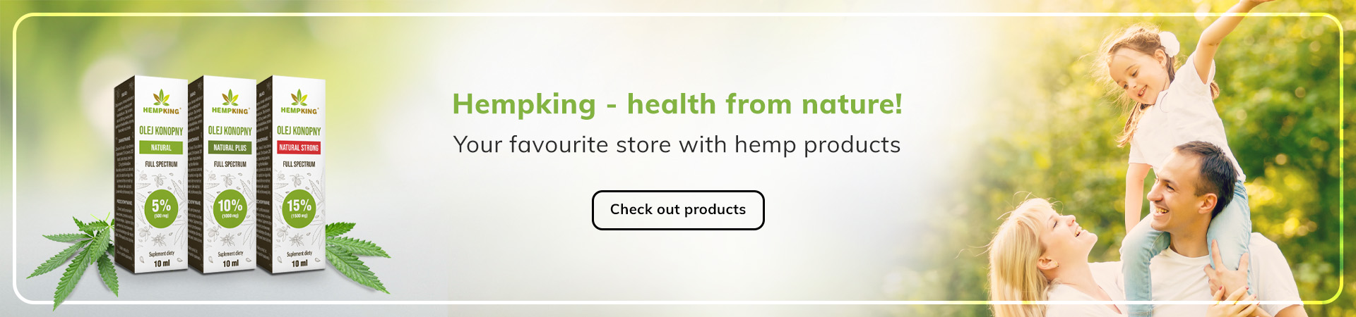 Hemp King shop