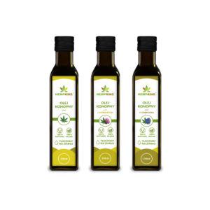 3x hemp oil