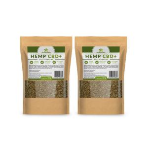 set of 2 hemp cbd