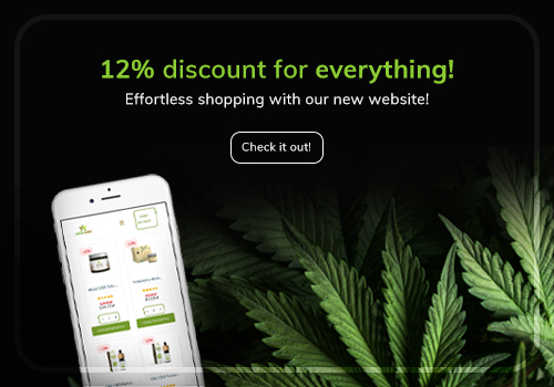 12% off for everything new website promo