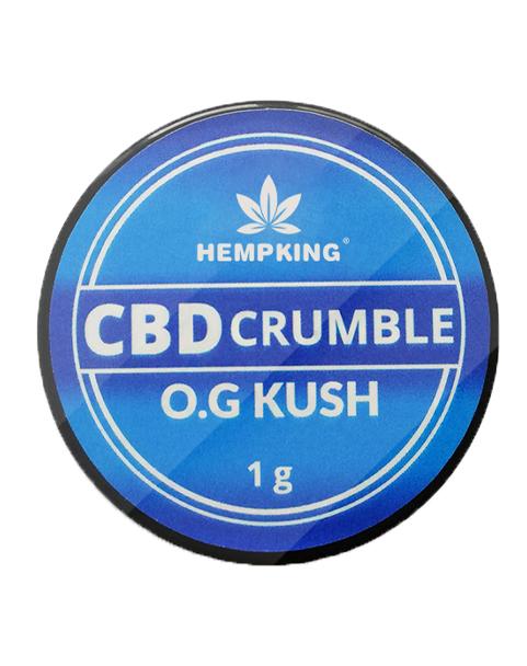 Hempking CBD Crumble