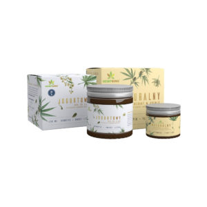 natural deodorant + yoghurt hemp boy mousse