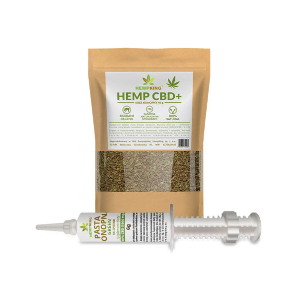 dried hemp cbd + cbd paste 30%
