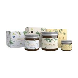 natural deodorant, yoghurt body mousse, pudding scrub