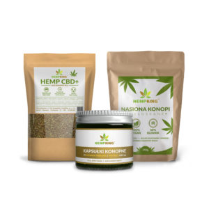 starter set with cbd capsules