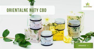 orientalne nuty CBD