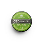 kryształ cbd 99 + CBD 1 g