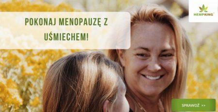 Pokonaj menopauzę z uśmiechem!