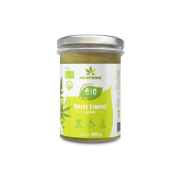 Bio białko konopne organic 250g