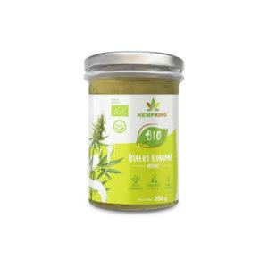 Białko konopne Raw Organic Bok