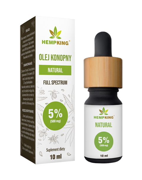 Hempking CBD Oil 5%