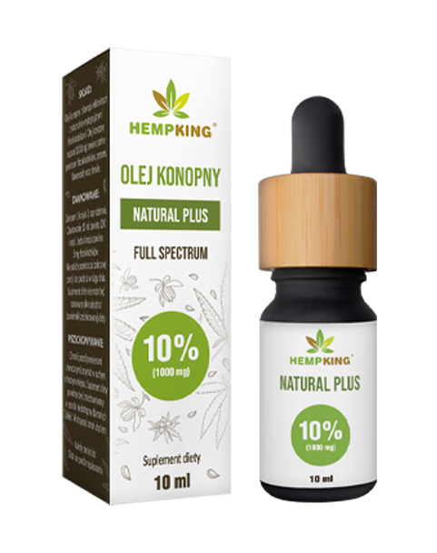 Hempking CBD Oil 10%