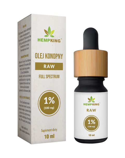 Hempking CBD Oil 1%