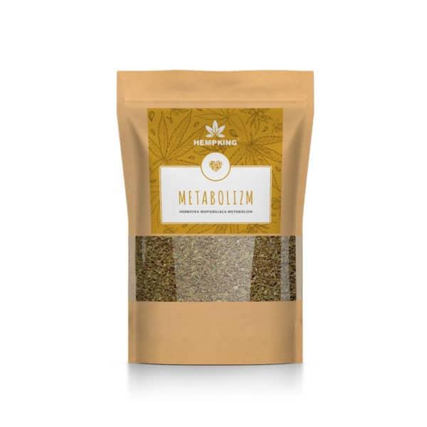 herbatka konopna na metabolizm