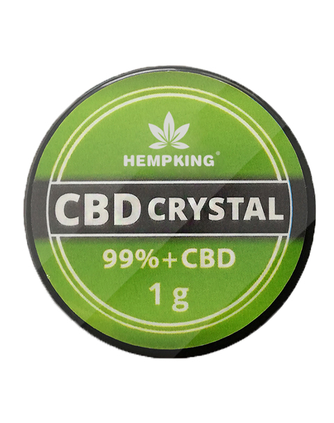 Hempking CBD Crystal