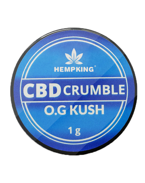Hempking CBD Crumble