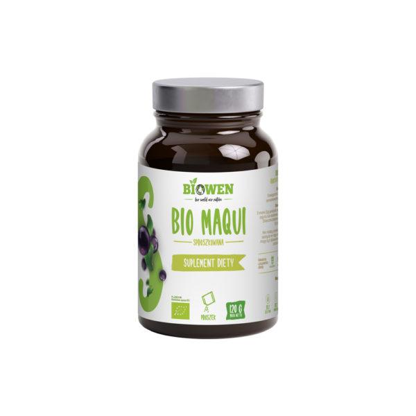 bio maqui suplement diety