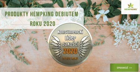 debiut roku 2020 dla hempking