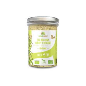 nasiona konopi łuskane organic