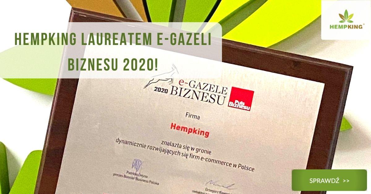 e-gazele biznesu dla Hempking
