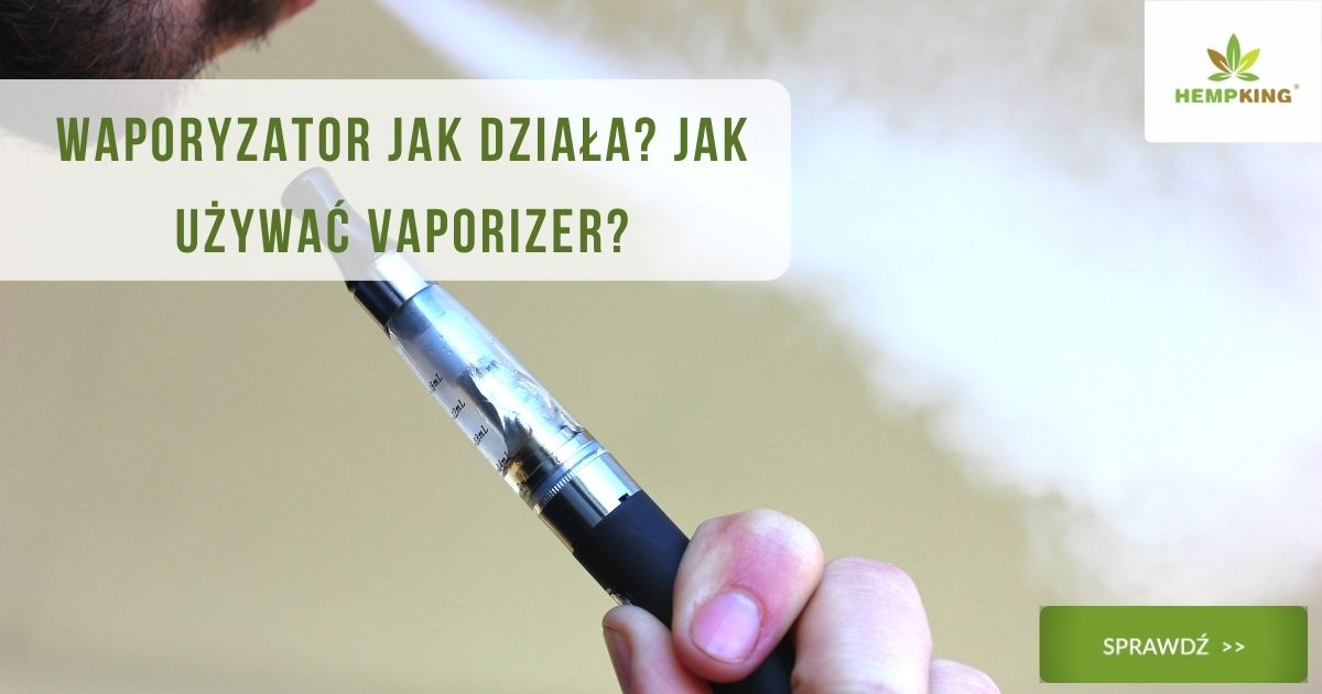 vaporizer jak działa