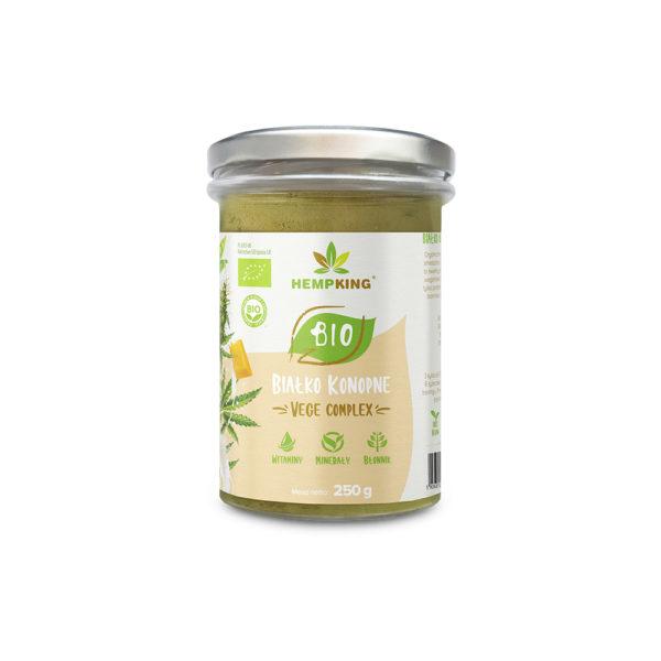 Bio białko konopne vege complex 250 g