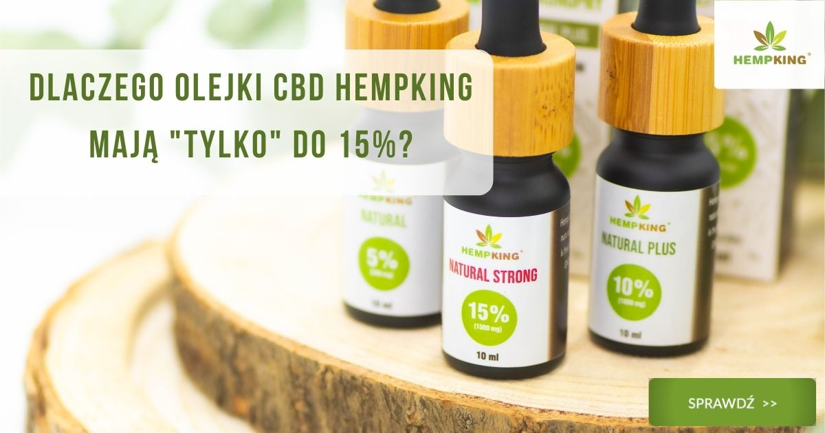 stężenie olejku CBD 15%