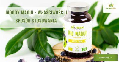 właściwości jagód maqui