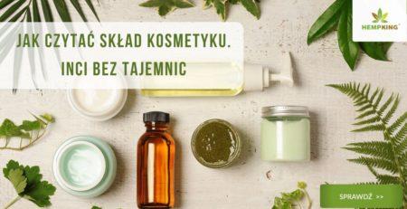 skład kosmetyku - jak czytać